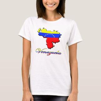 T-shirt Le Venezuela T