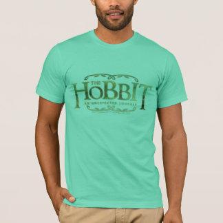 T-shirt Le vert de logo de Hobbit