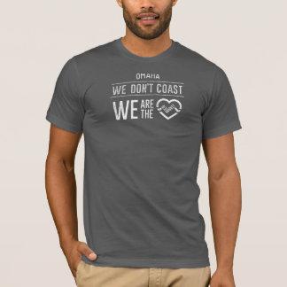 T-shirt Le vieux marché - nous sommes le battement de
