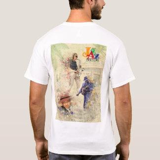 T-shirt Le vin de Punta Gorda 2016 et conception d'affiche