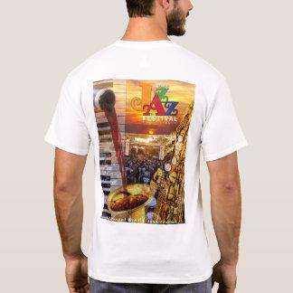 T-shirt Le vin de Punta Gorda 2018 et conception d'affiche