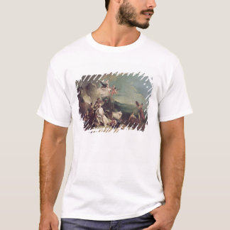 T-shirt Le viol de l'Europa, 1720-21