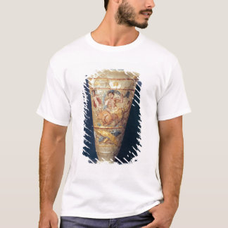 T-shirt Le viol de l'Europa, style Greco-Bouddhiste