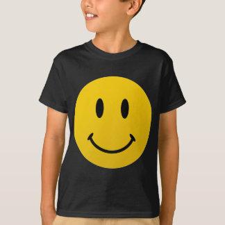 T-shirt Le visage souriant original