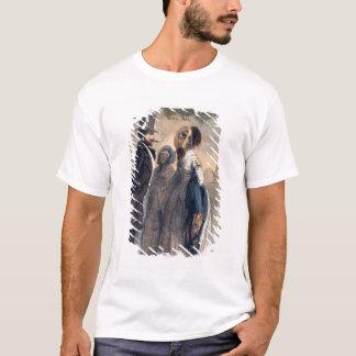 T-shirt Le visiteur régulier aux jardins de Ranelagh