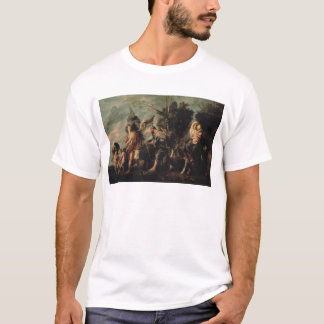 T-shirt Le vol en l'Egypte, XVIIème siècle