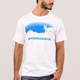 T-shirt Le volet brillent