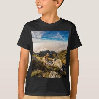 T-shirt Le voyage