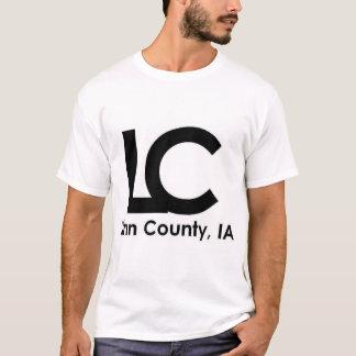 T-shirt Le vrai LC