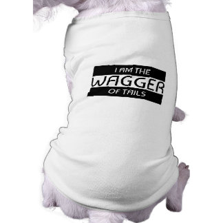 T-shirt Le Wagger des queues