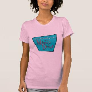 T-shirt Le wagon-restaurant de la maman : Allaiter