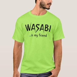 T-shirt Le WASABI est mon ami