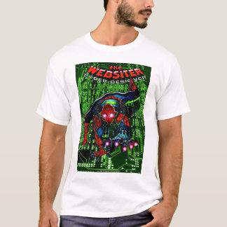 T-shirt Le Websiter - concepteur de Cyber
