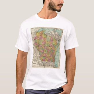 T-shirt Le Wisconsin 2