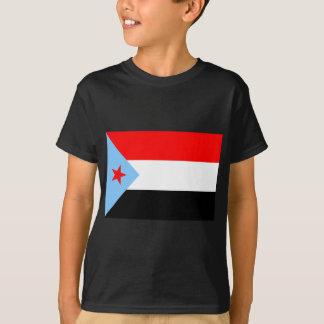 T-shirt Le Yémen du sud Flag (1967)