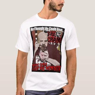 T-shirt Le zombi va le faire