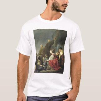 T-shirt L'eau saisissante de Moïse de la roche