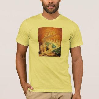 T-shirt : L'échelle de Jacob - William Blake
