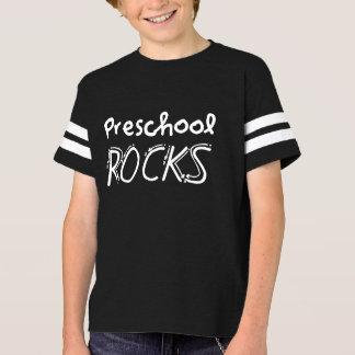 T-shirt L'école maternelle bascule la chemise d'enfants