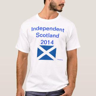T-shirt L'Ecosse indépendante 2014