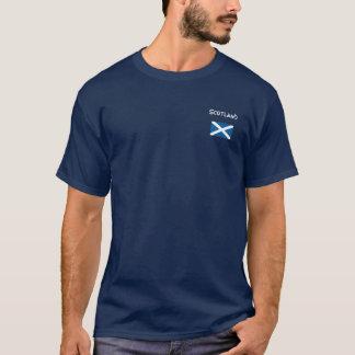 T-shirt L'Ecosse w/flag