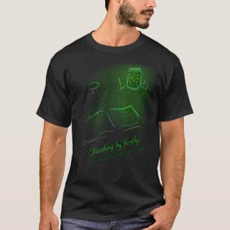 T-shirt Lecture par la luciole - hommes