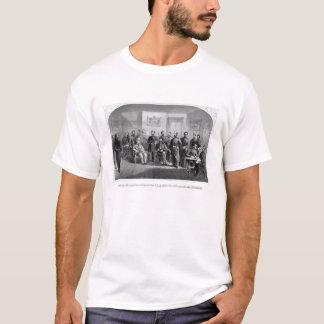 T-shirt Lee se rendant chez Appomattox -- Guerre civile