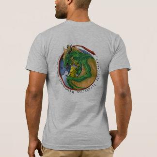 """T-shirt léger de conception de """"pièce de monnaie"""""""