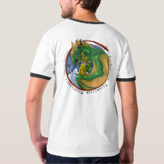 """T-shirt léger unilatéral de """"pièce de monnaie"""" de"""