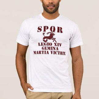 """T-shirt Légion victorieuse de """"Mars"""" de 14 Nero 14ème"""
