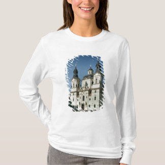T-shirt L'église de Saint-Nicolas, construite 1703-61
