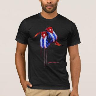 T-shirt Legs cubain de boxe