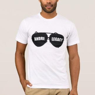 T-shirt legs d'andre
