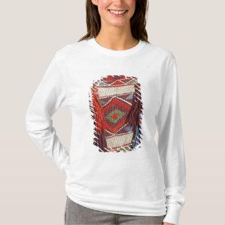 T-shirt L'Egypte, Gizeh. Couverture de chameau aux