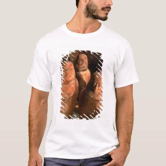 T-shirt L'Egypte, les 26èmes pots de Canopic de dynastie a