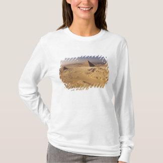 T-shirt L'Egypte, pyramides à Gizeh, Khafre, Khufu,