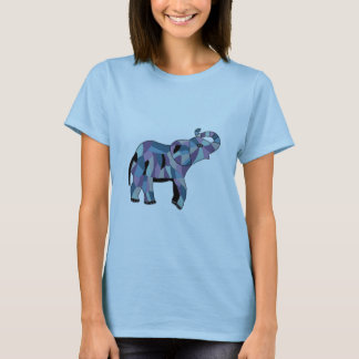 T-shirt L'éléphant chanceux