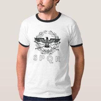 T-shirt L'emblème de l'empire romain SPQR