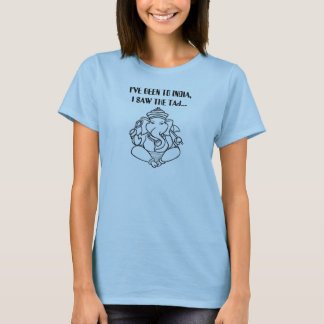 T-shirt l'emilie GANESH de tee - shirt, j'AI ÉTÉ EN