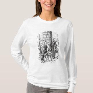 T-shirt L'empereur dans le studio de l'artiste