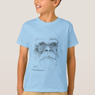 T-shirt L'enfant Squatchers unissent !