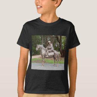 T-shirt Lennie Gwyther sur le gingembre Mick