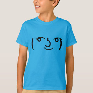 T-shirt Lenny font face
