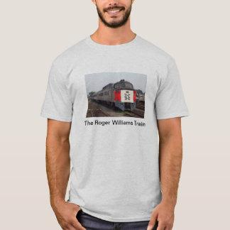 T-shirt L'ensemble de train de Roger Williams
