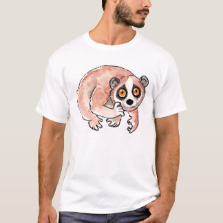 T-shirt lent de Loris