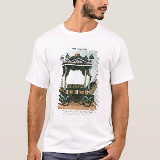 T-shirt L'enterrement de seigneur Nelson le 9 janvier 1806