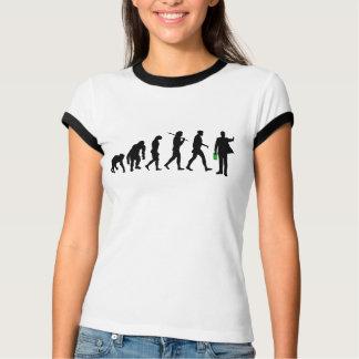 T-shirt L'entraîneur de sports folâtre les sports des