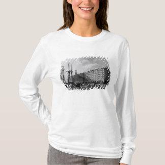T-shirt L'entrepôt de Goree, le dock de George, Liverpool
