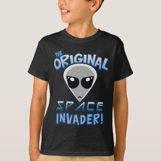 T-shirt L'envahisseur original de l'espace