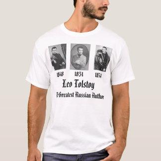 T-shirt Léon Tolstoï
